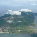 Annobon Island off the coast of Equatorial Guinea