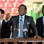 President Obiang concludes campaign tour with speech in Malabo