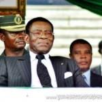 H.E. Obiang Nguema Mbasogo.