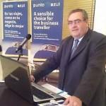 Punto Azul Managing Director, Mr. Paul Richards
